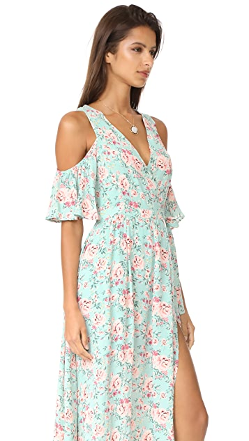 RahiCali Amore Wrap Dress