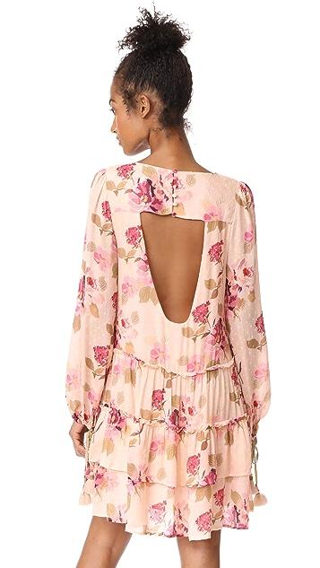 RahiCali Wisteria Cutout Dress