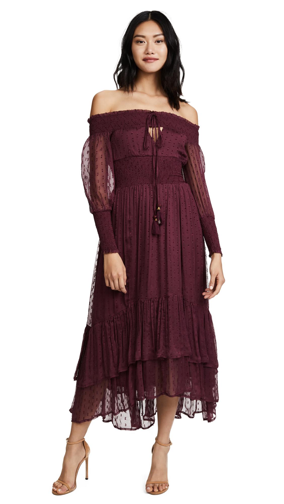 Rahi Juliet Smocked Maxi Dress
