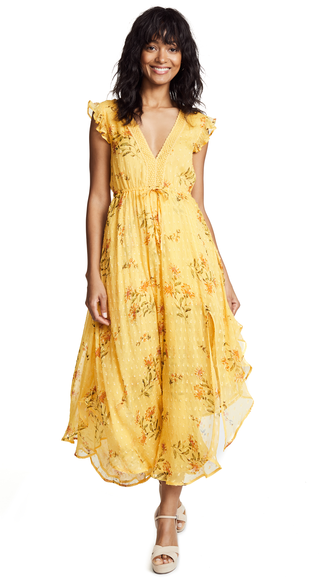 RAHICALI SUNKISSED BELLA DRESS