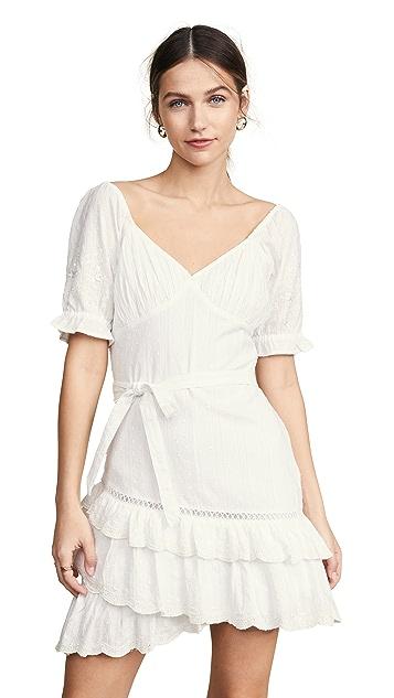 Rahi Solstice Ruffle Dress