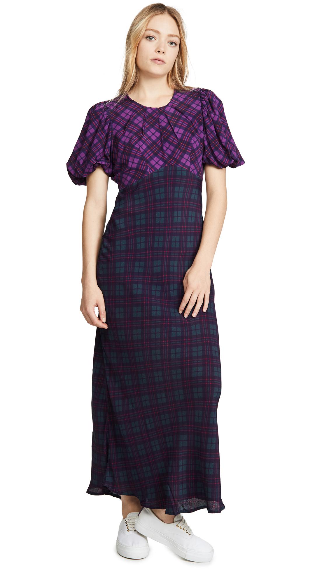 Buy Rahi online - photo of Rahi Plaid Cher Dress