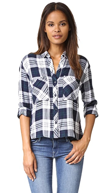 RAILS Dylan Button Down Shirt