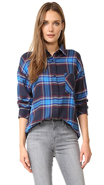 RAILS Jackson Flannel Button Down Shirt