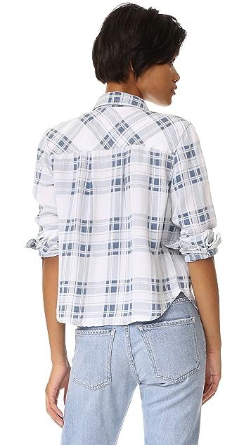 RAILS Dana Plaid Button Down Shirt