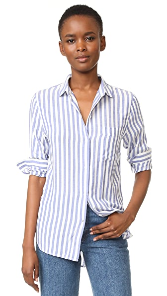 RAILS Aly Button Down Shirt