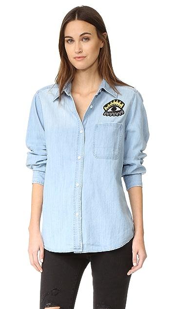RAILS Cleopatra Button Down Shirt