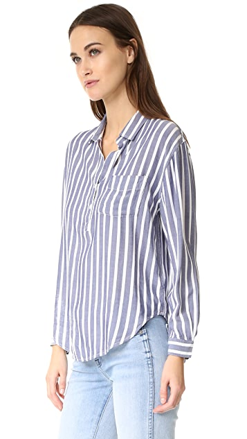RAILS Elle Button Down Shirt