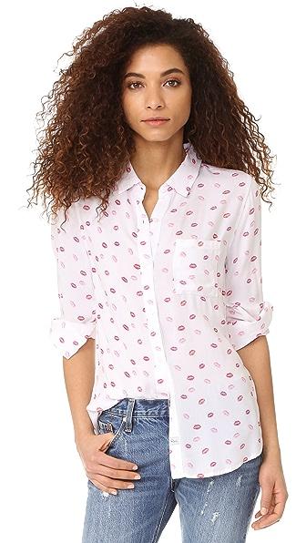 RAILS Рубашка на пуговицах Rocsi Kiss Me