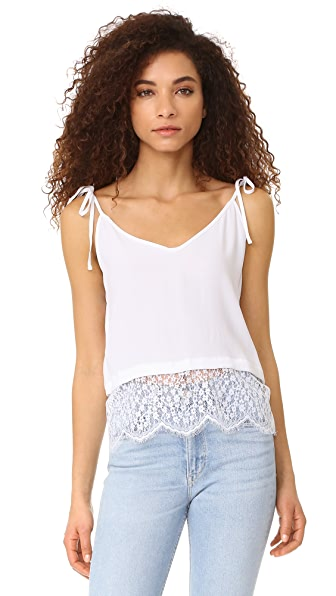RAILS Iris Cami - White