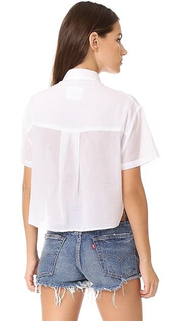 RAILS Gretta Button Down Shirt