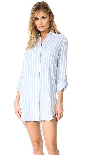 RAILS Lena Dress - Hampshire Stripe