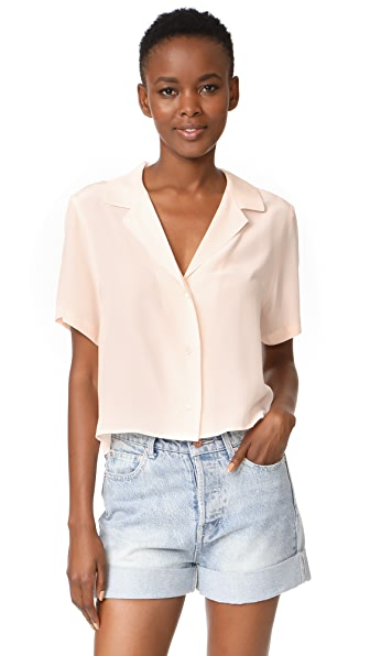 RAILS Maui Blouse - Blush