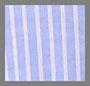 Bellflower/White Mini Stripe