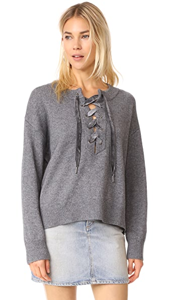 RAILS Olivia Sweater - Ash