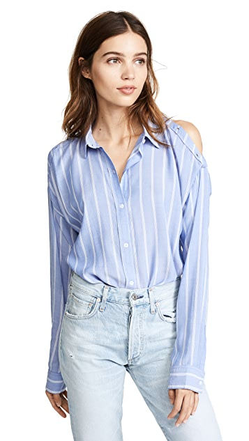 RAILS Josephine Button Down Shirt