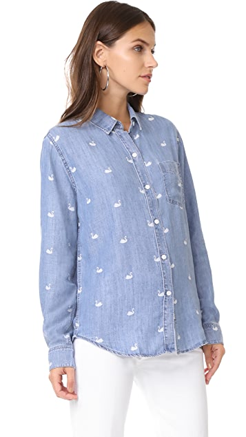 RAILS Ingrid Button Down Shirt