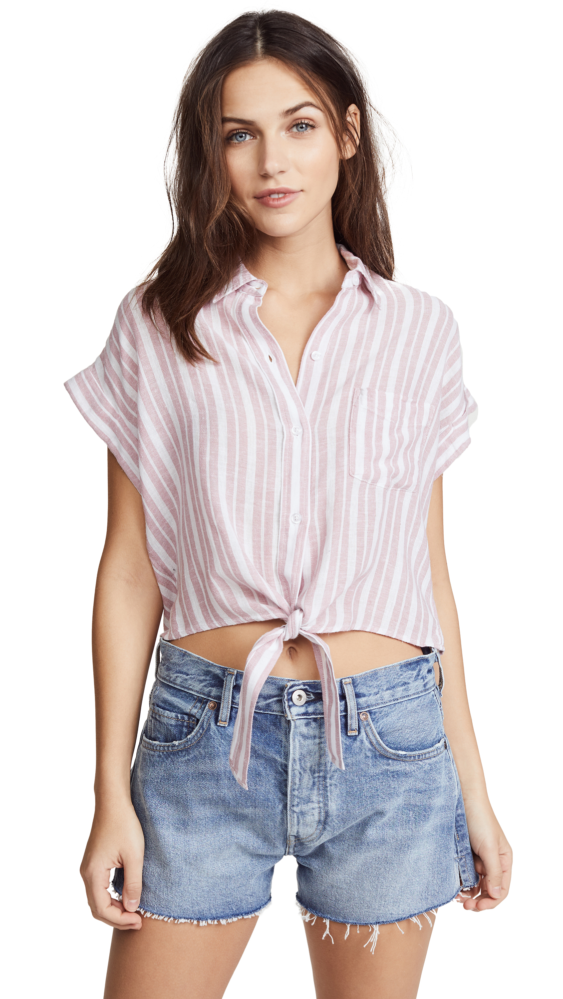 AMELIE BUTTON DOWN