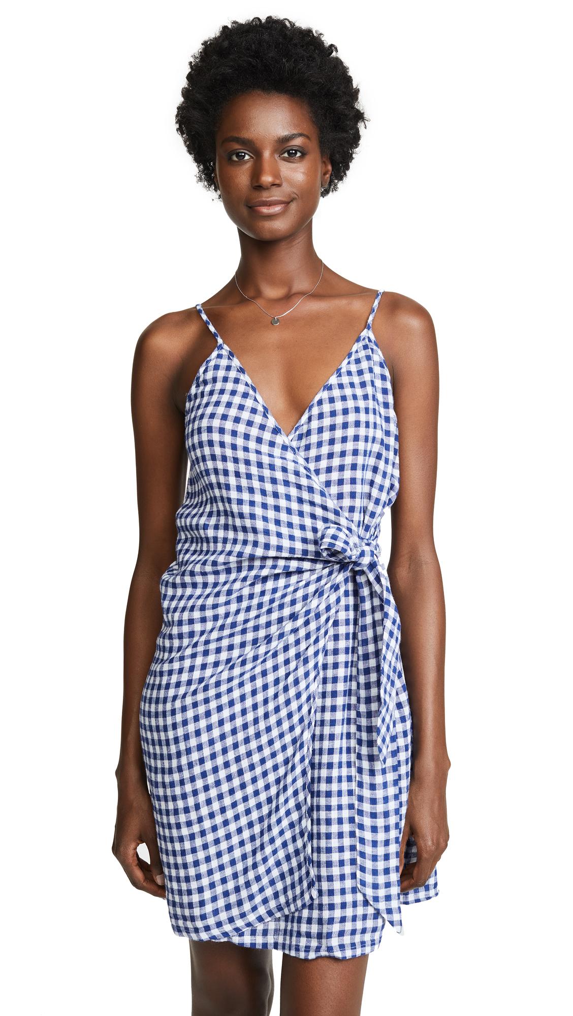RAILS Malia Dress - Blue Gingham