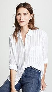 RAILS Рубашка с пуговицами Charli