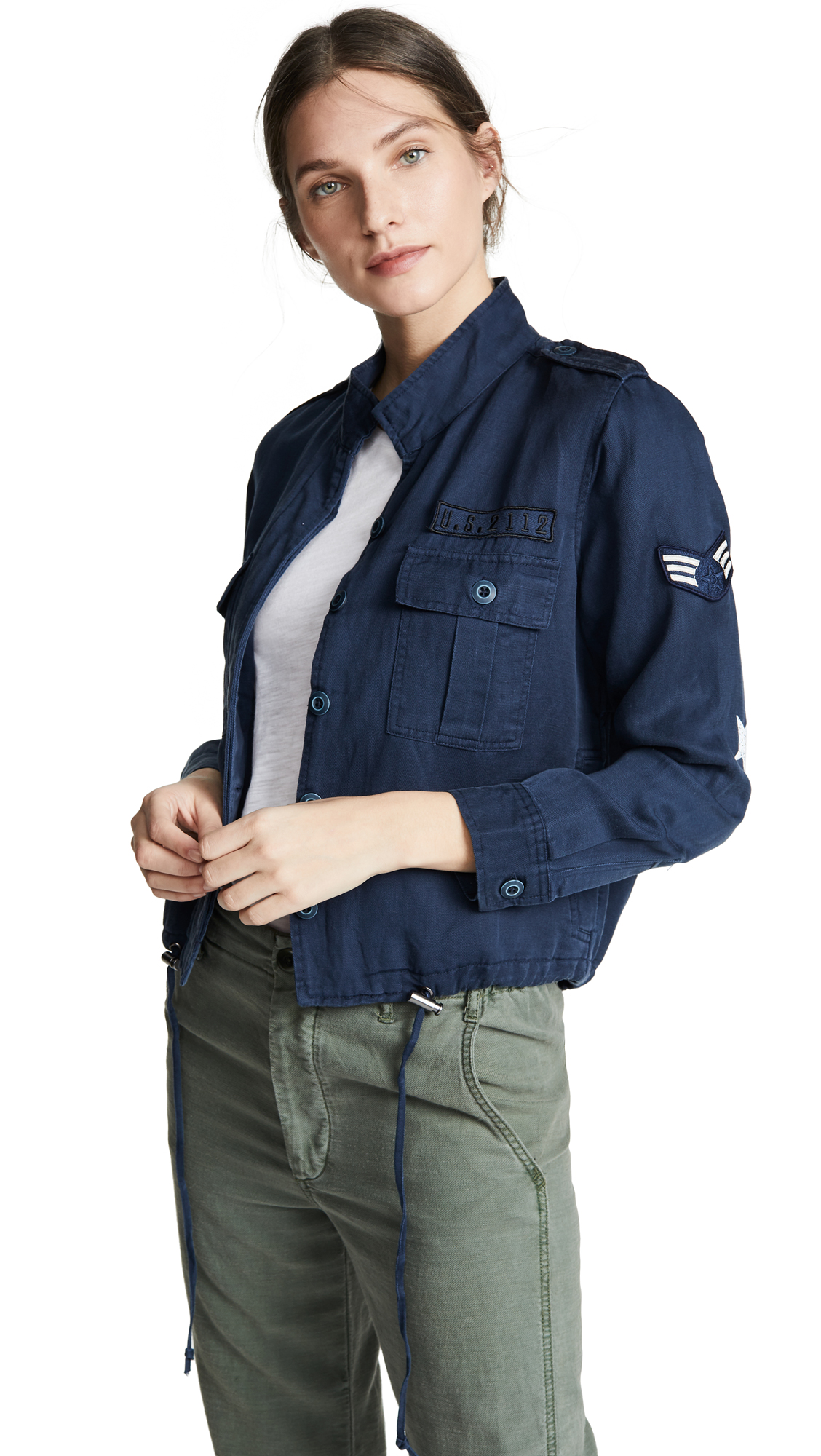 RAILS Grant Jacket - Indigo