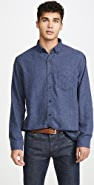 RAILS Runson Heather Button Down Shirt