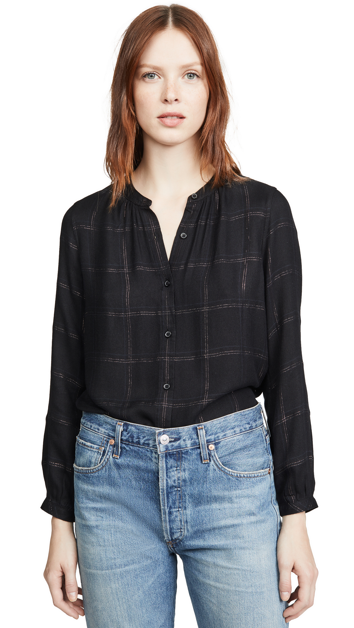 Buy RAILS online - photo of RAILS Eloise Button Down