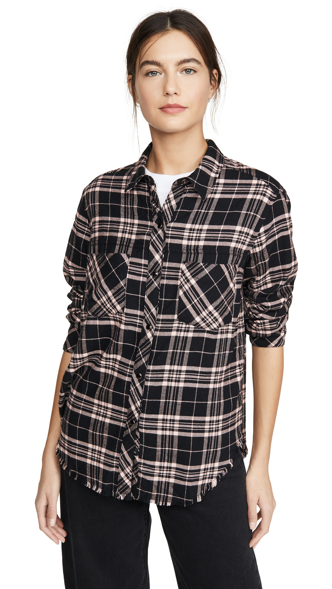 Buy RAILS online - photo of RAILS Leo Button Down