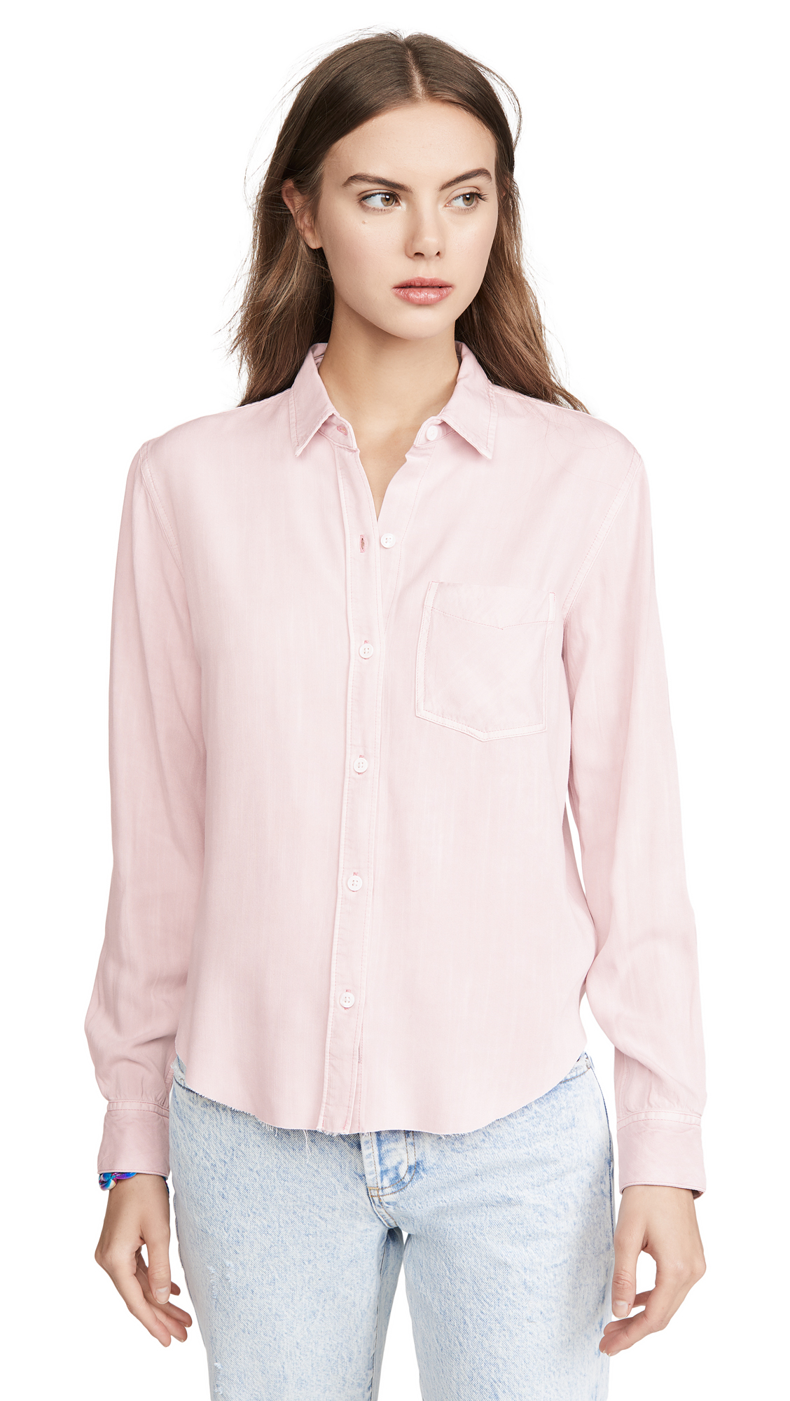 Buy RAILS online - photo of RAILS Ingrid Button Down