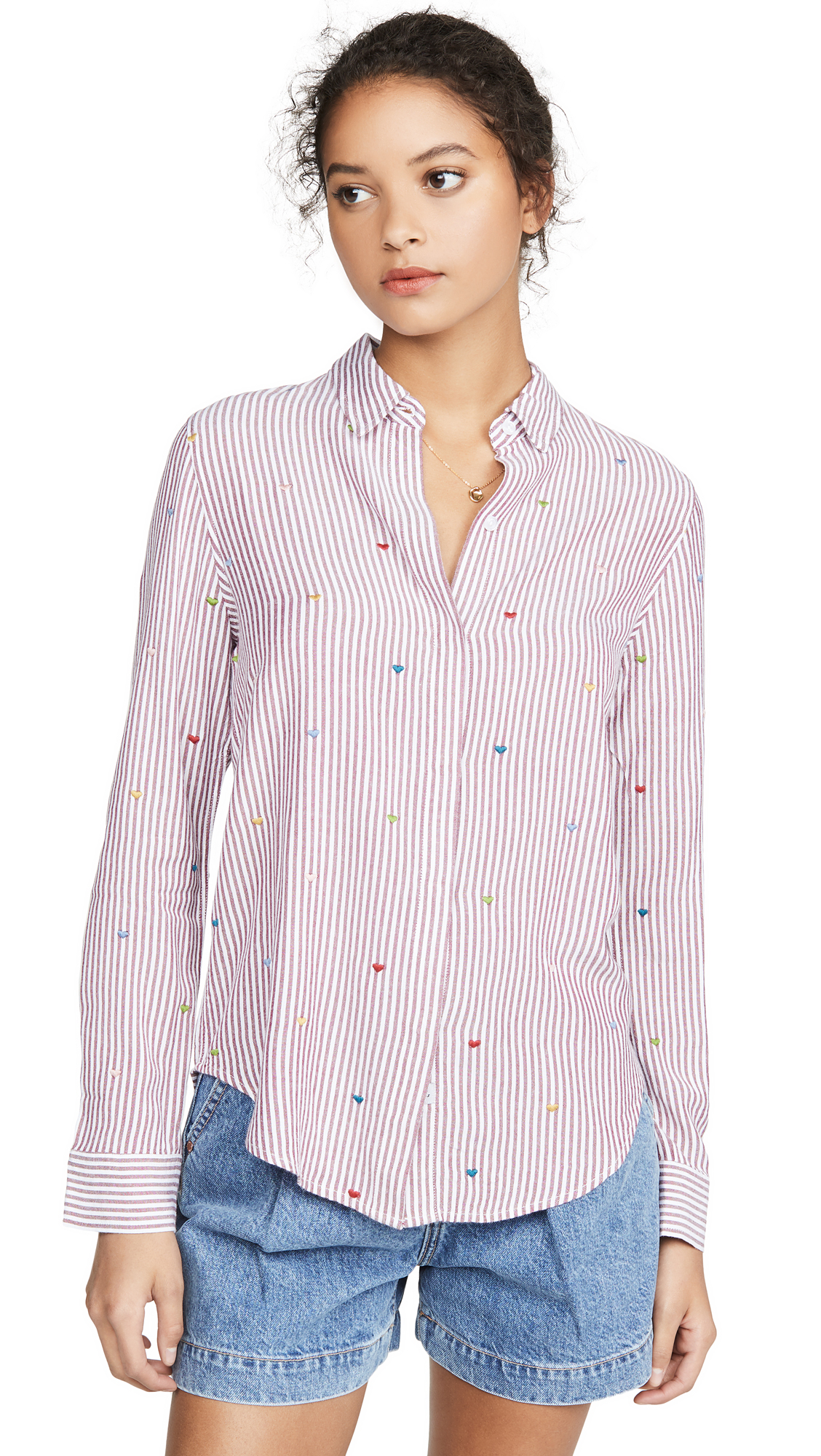 Buy RAILS online - photo of RAILS Liv Button Down