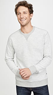 RAILS Long Sleeve Kennedy Cotton Sweatshirt