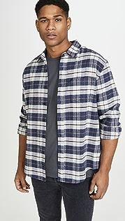 RAILS Plaid Button Down Forrest Shirt