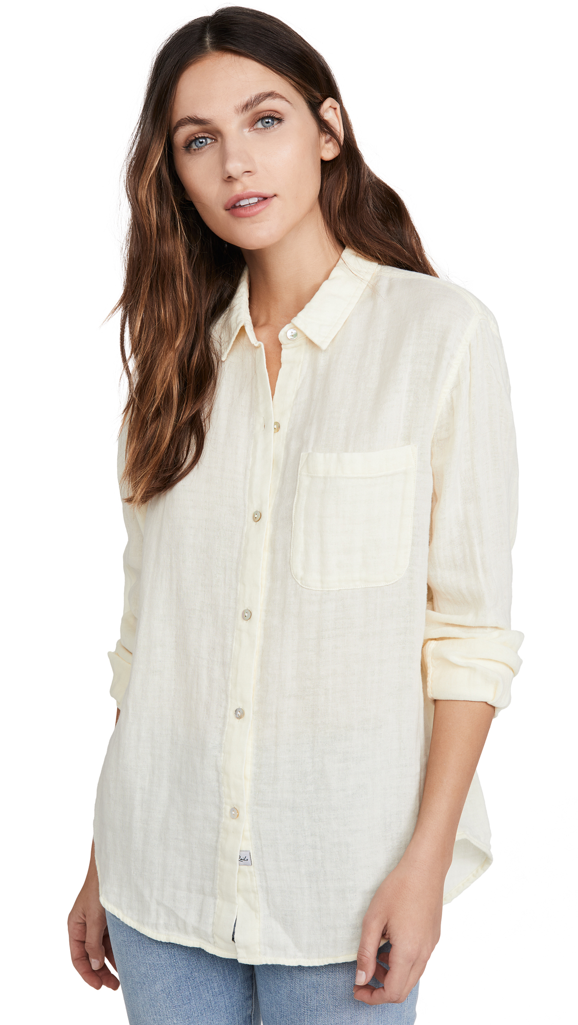 Buy RAILS online - photo of RAILS Ellis Button Down