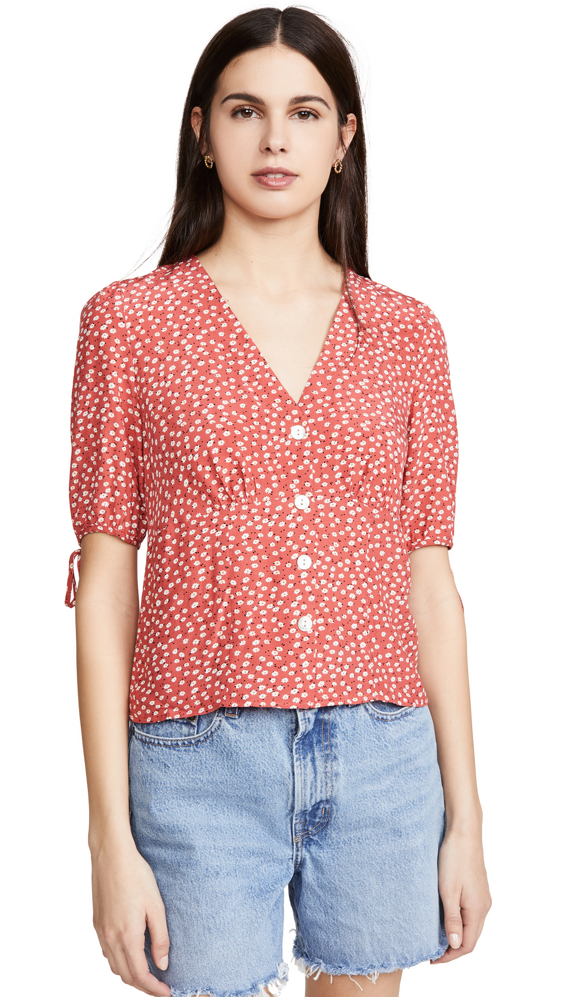 Buy RAILS online - photo of RAILS Amelia Top