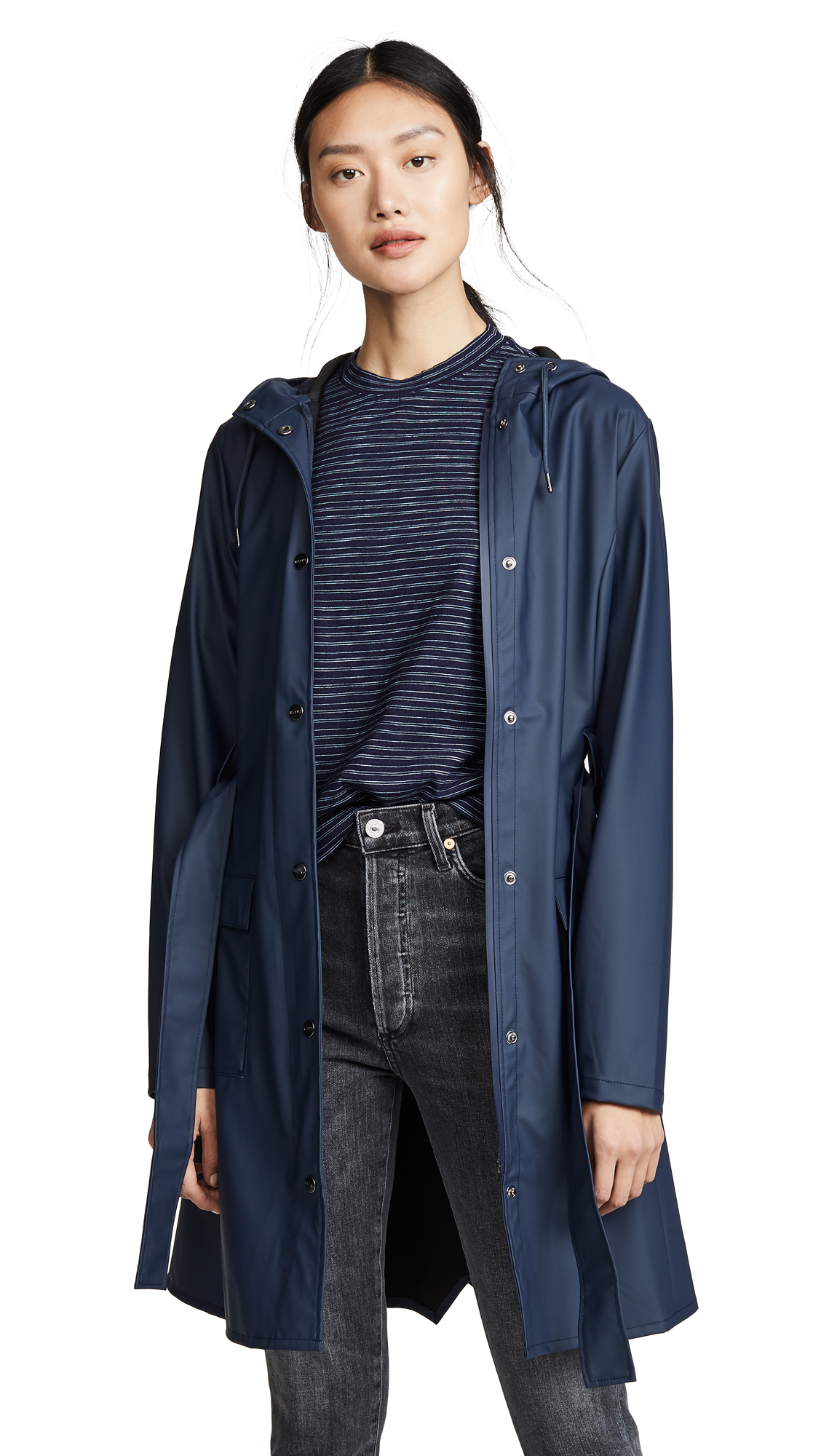 Buy Rains online - photo of Rains Curve Jacket