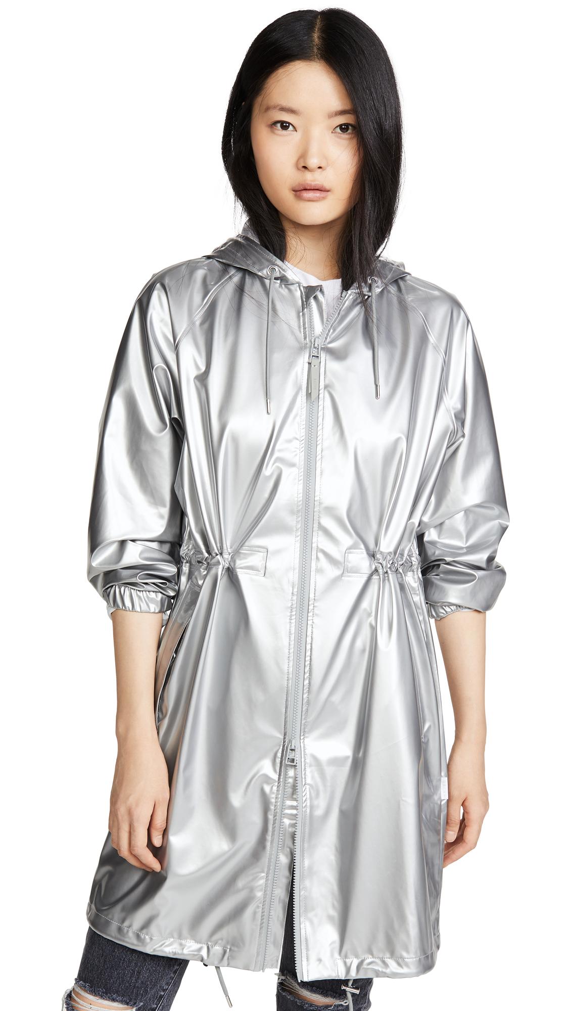 Buy Rains online - photo of Rains Long Rain Jacket
