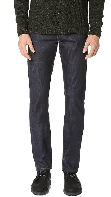 Raleigh Denim Jones Slim 211 Selvedge Jeans