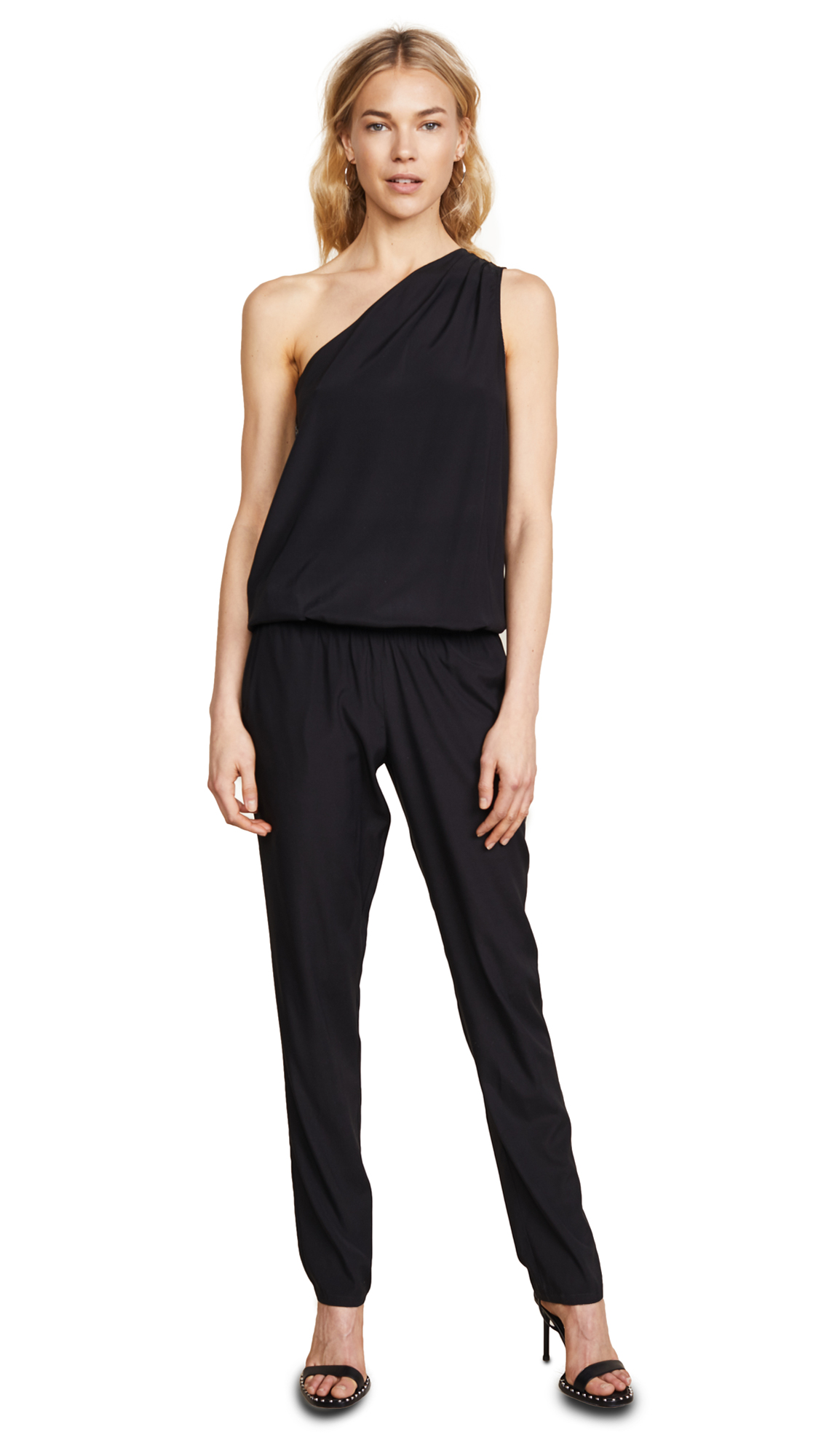 7fc04973d624 Ramy Brook Lulu One Shoulder Jumpsuit