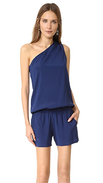 Ramy Brook Lulu Romper - Navy