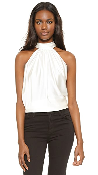 Ramy Brook Paige Blouse In Ivory