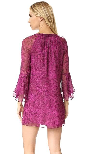 Ramy Brook Snake Print Dress