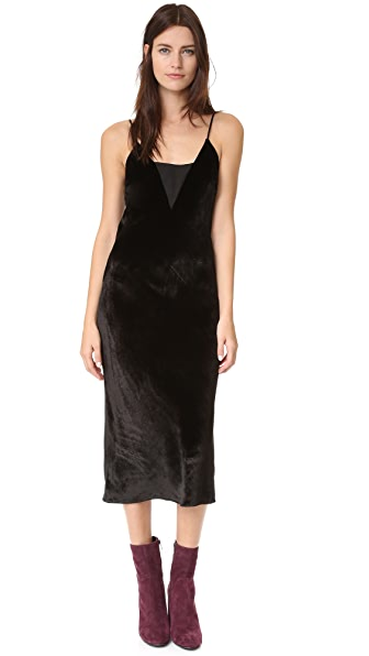Ramy Brook Cassidy Velvet Dress
