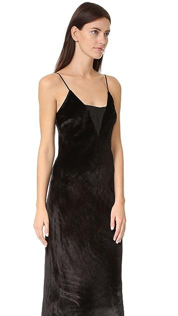 Ramy Brook Cassidy Velvet Dress