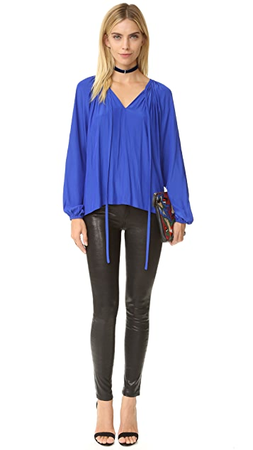 Ramy Brook Paris Blouse