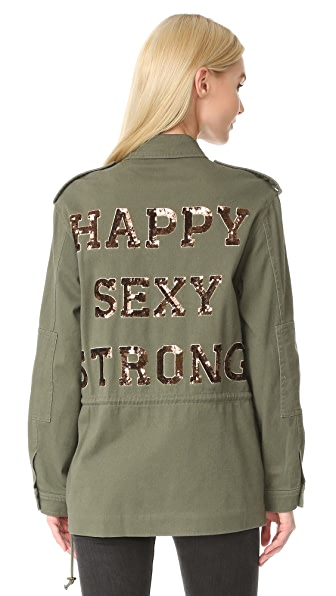 Ramy Brook Embellished James Jacket