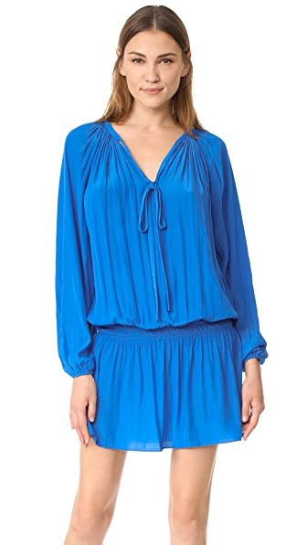 Ramy Brook Paris Dress - Sea Blue
