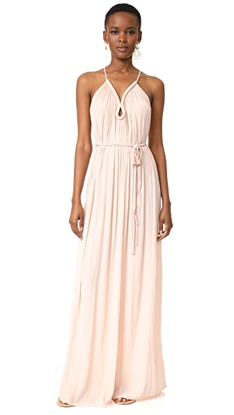 Ramy Brook Valentina Maxi Dress - Blush