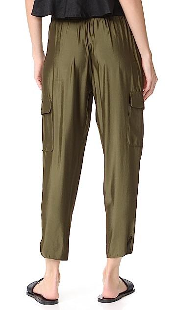 Ramy Brook Pocket Allyn Cargo Pants