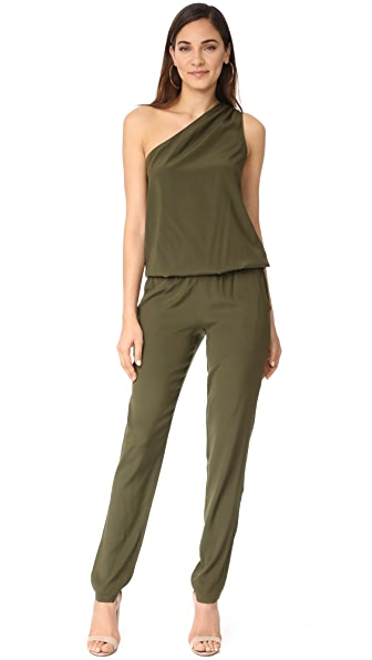 Ramy Brook Lulu Jumpsuit - Urban Green