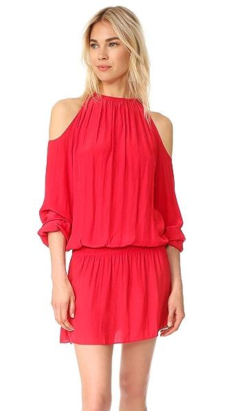 Ramy Brook Lauren Dress - Bright Red